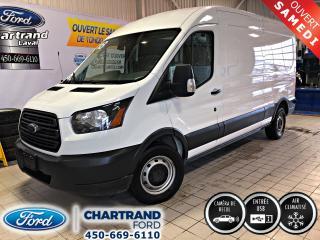 Used 2018 Ford Transit T-250 toit moyen 148 po PNBV de 9 000 lb for sale in Laval, QC