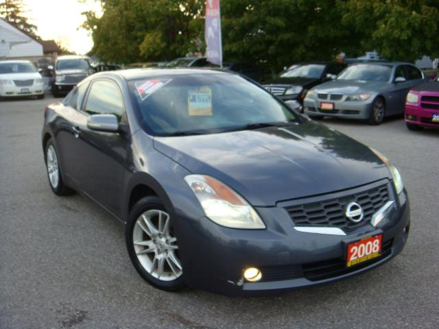 2008 Nissan Altima 3.5 SE W/Sunroof