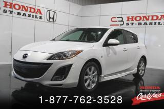 Used 2010 Mazda MAZDA3 Hayon 4 portes Sport, automatique, GS for sale in St-Basile-le-Grand, QC