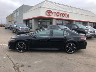 Used 2018 Toyota Camry XSE HEATED LTHR SEATS, REVERSE PARKING CAMERA & MORE! for sale in Cambridge, ON