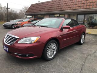 Used 2013 Chrysler 200 Touring for sale in Cobourg, ON