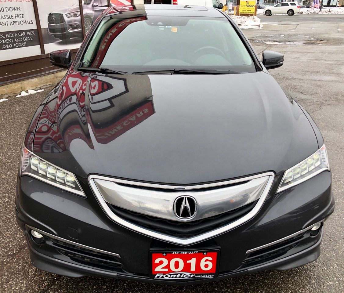 2016 Acura TLX In Scarborough