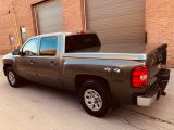 Photo of Steel Olive Metallic 2011 Chevrolet Silverado 1500