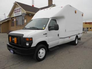 Used 2011 Ford E-450 AeroCell Cube Van 5.4L V8 Certified ONLY 85,000Km for sale in Etobicoke, ON