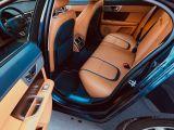 Photo of Dark Sapphire Pearl 2014 Jaguar XF