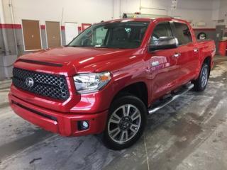 Used 2019 Toyota Tundra Platinum *DÉMO* for sale in Richmond, QC