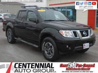 Used 2018 Nissan Frontier PRO4X Crew Cab for sale in Summerside, PE