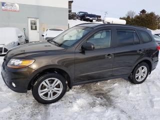 Used 2011 Hyundai Santa Fe AWD 4dr V6 GL Sport for sale in Lac-Etchemin, QC