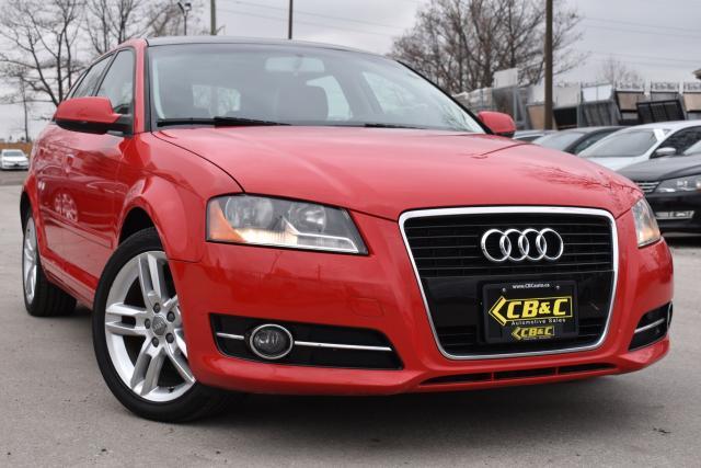 2011 Audi A3 TDI - ONLY $125.66 BI WEEKLY O.A.C