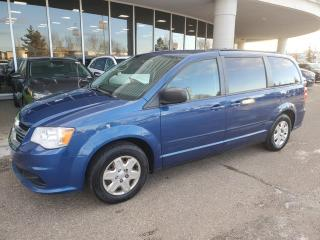 Used 2011 Dodge Grand Caravan EXPRESS; 7 PASS, STOW AND GO, CRUISE CONTROL, A/C AND MORE for sale in Edmonton, AB