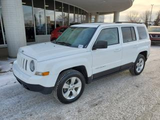 Used 2014 Jeep Patriot NORTH; 4X4, BLUETOOTH, HEATED SEATS, CRUISE CONTROL AND MORE for sale in Edmonton, AB