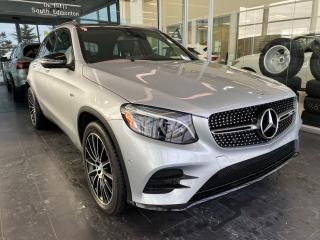 Used 2017 Mercedes-Benz GL-Class AMG GLC 43 4MATIC AWD, ACCIDENT FREE, POWER HEATED LEATHER SEATS, SUNROOF W/MOONROOF, NAVI for sale in Edmonton, AB