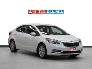 Used 2014 Kia Forte Navigation Leather Sunroof Backup Cam for sale in Toronto, ON