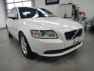 Used 2009 Volvo S40 LOW KM.NO ACCIDENT,MUST SEE for sale in North York, ON