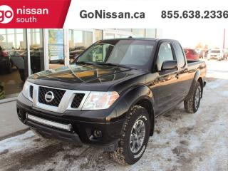 Used 2015 Nissan Frontier MANUAL BACK UP CAMERA NAVIGATION for sale in Edmonton, AB