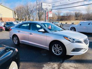 Used 2016 Hyundai Sonata 2.4L-Auto-Air-Bluetooth-Jamais Accidentée for sale in Laval, QC
