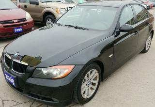 Used 2008 BMW 3 Series 323i for sale in Hamilton, ON
