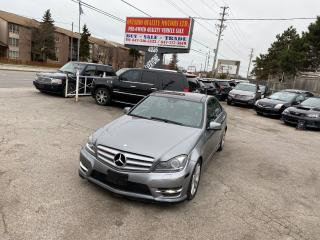 Used 2012 Mercedes-Benz C-Class C 300 for sale in Toronto, ON