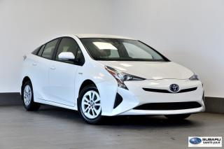 Used 2017 Toyota Prius Hybride for sale in Ste-Julie, QC