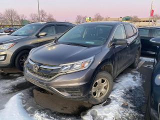 Used 2016 Honda CR-V LX AWD ***GARANTIE 10 ANS/200 000 KM*** for sale in Québec, QC