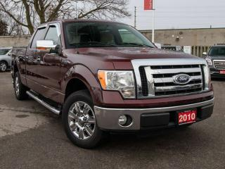 Used 2010 Ford F-150 XLT 4x2 SuperCrew 6.5' Styleside 156.6 in. WB for sale in Brantford, ON