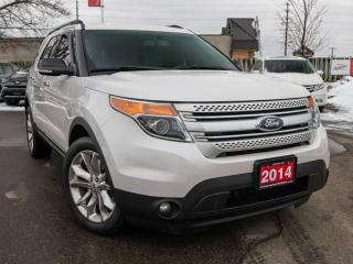 Used 2014 Ford Explorer XLT 4dr 4WD Sport Utility for sale in Brantford, ON