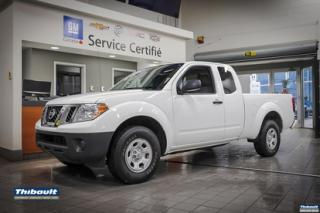 Used 2017 Nissan Frontier 2017 Nissan Frontier - 2WD King Cab SWB Auto for sale in Sherbrooke, QC