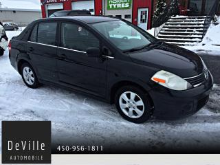 Used 2008 Nissan Versa Berline 4 portes Automatique 1,8 SL for sale in Granby, QC