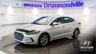 Used 2017 Hyundai Elantra GL + 17 051 KM + GARANTIE + MAGS + ANGLE for sale in Drummondville, QC