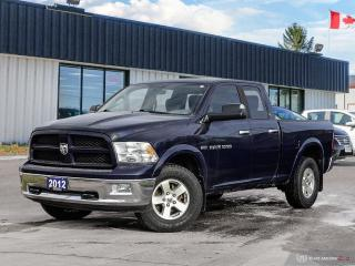 Used 2012 RAM 1500 Outdoorsman,ONE OWNER,4X4 QUADCAB,REMOTE START, for sale in Orillia, ON