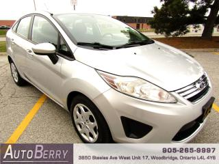 Used 2012 Ford Fiesta SE - 1.6L - FWD for sale in Woodbridge, ON