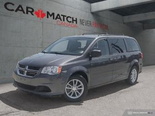 Used 2016 Dodge Grand Caravan SXT / ALLOY'S / FULL STOWNGO for sale in Cambridge, ON