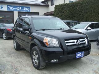 Used 2008 Honda Pilot EX-L , 4X4 , V6 for sale in Beaverton, ON