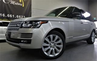Used 2014 Land Rover Range Rover SC for sale in North York, ON