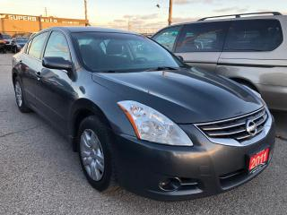 Used 2011 Nissan Altima 2.5 S, ACCIDENT FREE, 3 YR WARRANTY, CERTIFIED for sale in Woodbridge, ON