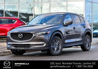 Used 2018 Mazda CX-5 GS MAZDA CX-5 GS AWD 2018 for sale in Lachine, QC