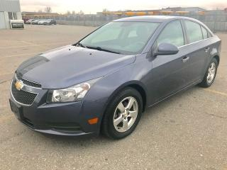 Used 2014 Chevrolet Cruze 2LT for sale in Mississauga, ON