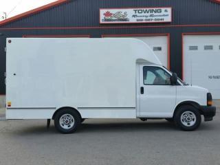 Used 2017 GMC Savana Cube Van for sale in Jarvis, ON