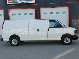 Used 2015 GMC Savana 2500 Extended Cargo Van for sale in Jarvis, ON