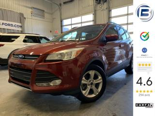 Used 2014 Ford Escape 4 PORTES SE | TRACTION INTÉGRALE for sale in St-Hyacinthe, QC