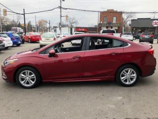 Used 2018 Chevrolet Cruze LT for sale in Jarvis, ON