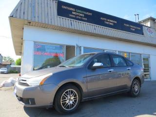 Used 2011 Ford Focus SUPER LOW KM, ALL POWERED, BLUETOOTH for sale in Mississauga, ON
