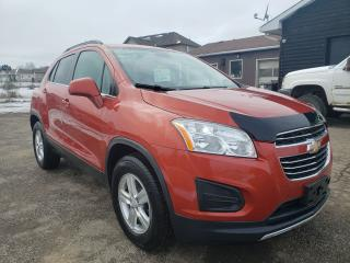 Used 2016 Chevrolet Trax LT for sale in Dundalk, ON