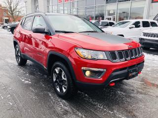 Used 2018 Jeep Compass Trailhawk 4x4 | CUIR | GPS | TOIT PANORA for sale in St-Hyacinthe, QC