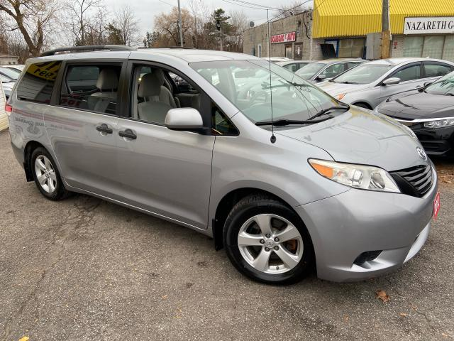 2012 Toyota Sienna LE/ 7 SEATER/ PWR GROUP/ ALLOYS!