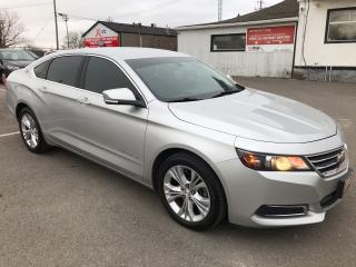 Used 2014 Chevrolet Impala LT ** CRUISE, BLUETOOTH, DUAL CLIMATE ** for sale in St Catharines, ON