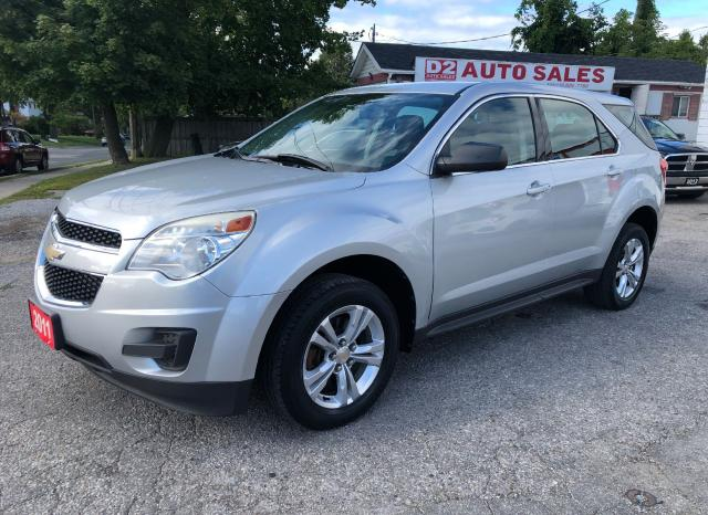 2011 Chevrolet Equinox LS/Comes Certified/Automatic/4 Cylinder