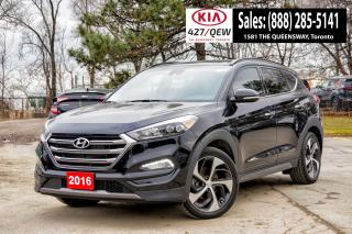 Used 2016 Hyundai Tucson Ultimate for sale in Etobicoke, ON