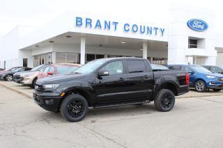 New 2019 Ford Ranger LARIAT for sale in Brantford, ON