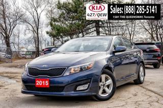 Used 2015 Kia Optima Kia Optima LX for sale in Etobicoke, ON